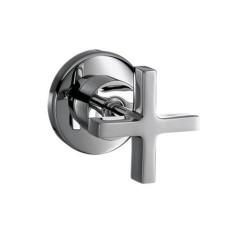 Citterio Запорный вентиль с крестовой рукояткой Axor 39965000
