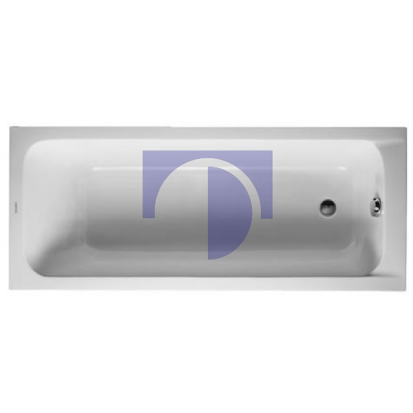 D-Code Ванна 150х75 см Duravit 700095 00 0 00 0000