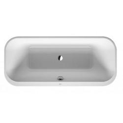 Happy D.2 Ванна отдельностаящая 180х80 см Duravit 700319 00 0 00 0000