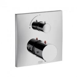 Starck Термостат с запорным вентилем скрытый монтаж Axor 10706000