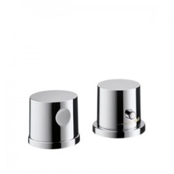 Uno2 Термостат НЧ 2 отв. Axor 38480000
