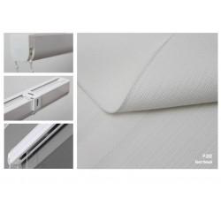 Римська штора, тканина Полотно білий