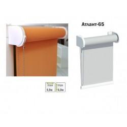 Рулонная штора для больших окон Атлант-65