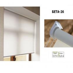 Рулонная штора открытого типа Бета-26