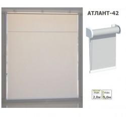 Рулонная штора для больших окон Атлант-42