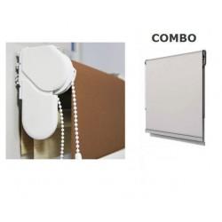Рулонная штора Combo 2 в 1