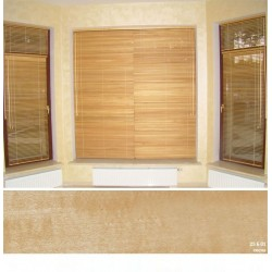 Сосна Деревянные жалюзи Basswood 25 мм