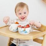 Детские столовые приборы 4 предмета Happy as a Bear Villeroy & Boch
