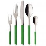 Набор столовых приборов 30 предметов S+ Green Apple Villeroy & Boch