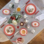 Colourful Life Deep Red Villeroy & Boch
