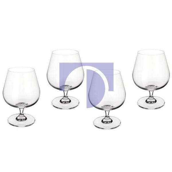 Набор из 4 бокалов для коньяка, бренди 132 мм 0,40 л Entree Villeroy & Boch