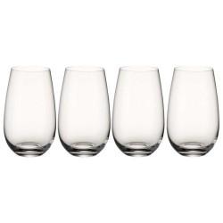 Набор из 4 стаканов 143 мм 0,62 л Entree Villeroy & Boch