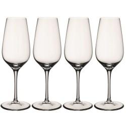 Набір з 4 келихів для шампанського 205 мм 0,25 л Entree Villeroy & Boch
