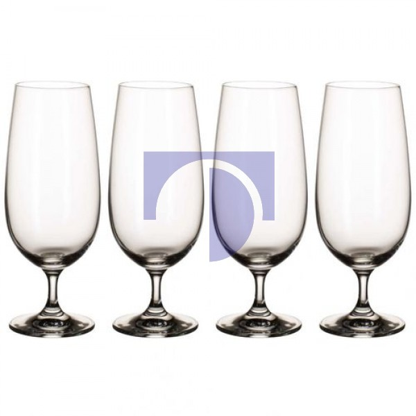 Набор из 4 бокалов для пива 185 мм 0,42 л Entree Villeroy & Boch