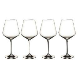 Набір з 4 келихів для червоного вина 470 мл 235 мм  La Divina Villeroy & Boch