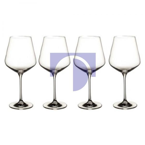 Набор из 4 бокалов для красного вина 470 мл 235 мм La Divina Villeroy & Boch