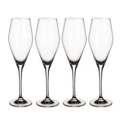 Набор из 4 бокалов для шампанского 260 мл 252 мм La Divina Villeroy & Boch