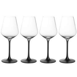 Набор из 4 бокалов для красного вина 0,47 л Manufacture Rock Villeroy & Boch