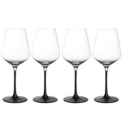 Набор из 4 бокалов для белого вина 0,38 л  Manufacture Rock  Villeroy & Boch