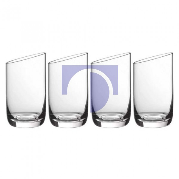 Набор из 4 стаканов для воды 0,225 л NewMoon Villeroy & Boch