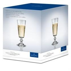 Набор из 4 бокалов для шампанского 17,4 см Old Luxembourg Villeroy & Boch