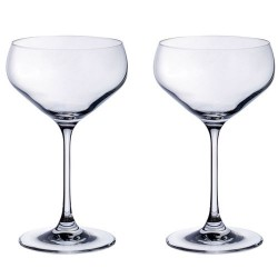 Бокал для шампанского 380 мл, набор из 2 предметов  Purismo Bar  Villeroy & Boch