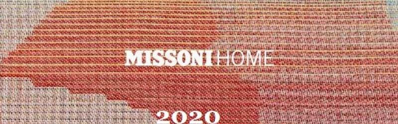 Фото-каталог новинок Missoni Home - 2020